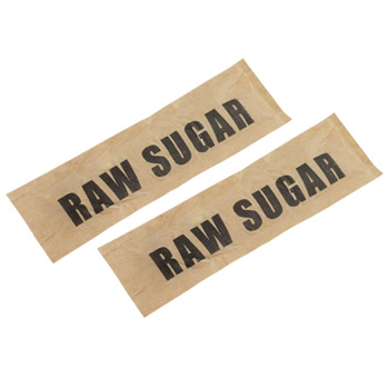 Raw Sugar Sachets (कच्चे शक्कर के पाउच) Manufacturer in Gujarat, India