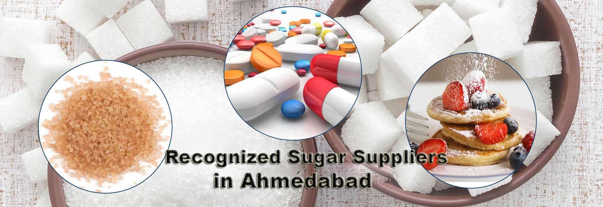Sugar Supplier in Ahmedabad, Gujarat, India