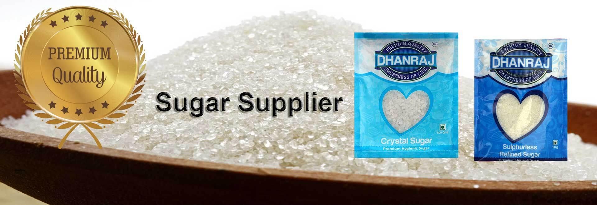 Sugar Supplier in Gujarat, India